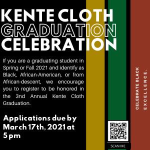 Kente Cloth Ceremony