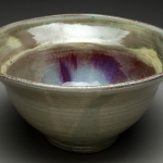 Soda fired Bowl