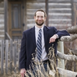 Daniel Zizzamia, a Montana State University graduate in history, has earned a prestigious postdoctoral fellowship to research environmental topics at the Harvard University Center for the Environment. MSU photo by Sepp Jannotta.