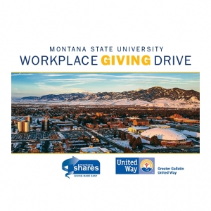 MSU Workplace Giving Drive, October 22-November 2
