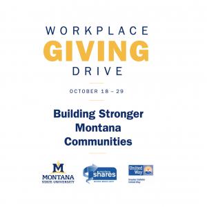 MSU Workplace Giving Drive