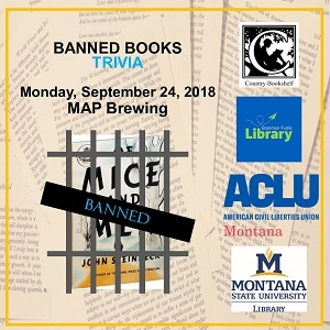 Banned Books Trivia