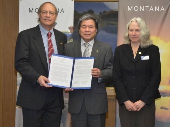 Museum of the Rockies agreement with sister museum in Japan