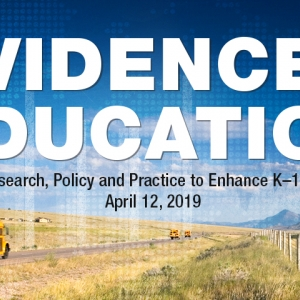 Evidence and Education