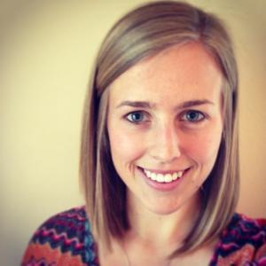 Amanda Thomson, 2014 MPAc graduate