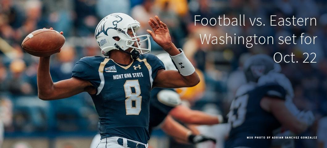 Football versus Eastern Washington |