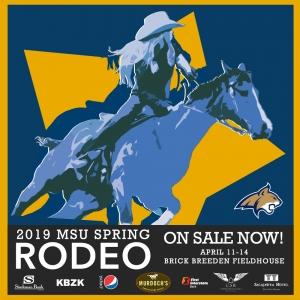 MSU Spring Rodeo 2019