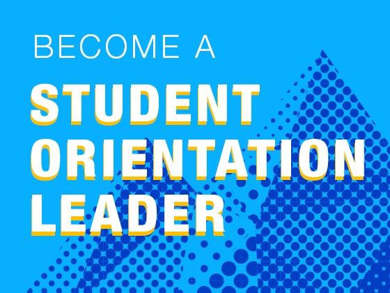 Student Orientation Leader |