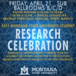 2017 Student Research Celebration