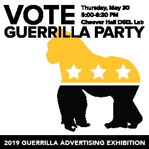 2019 Guerrilla Advertising Exhibition