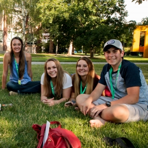 youth at Montana 4-H Congress