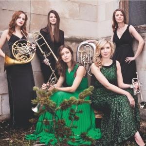 Seraph Brass Concert Poster