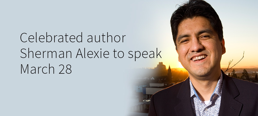 Sherman Alexie | Rob Casey