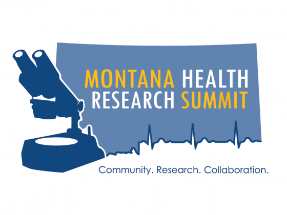 Montana Health Research Summit Logo