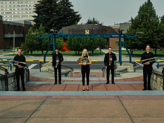 11th Ave Brass Quintet 2021