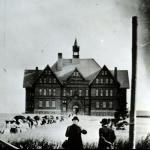 Montana Hall 1898