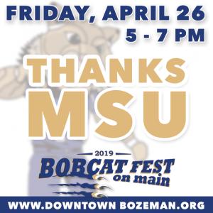 Bobcat Fest on Main