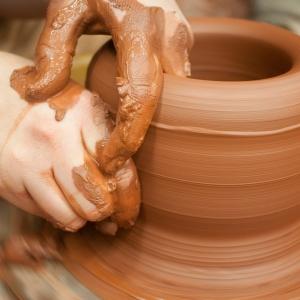 Ceramics studio