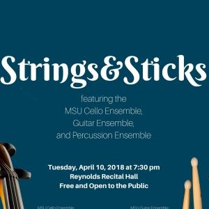 Strings & Sticks