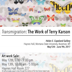 Transmigration:  The Work of Terry Karson