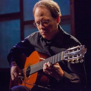 Guitar professor Michael Videon
