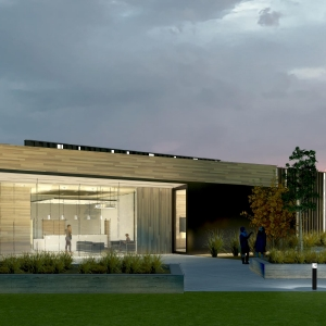 Advanced Research Lab artist's rendering