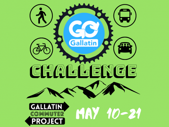 GoGallatin Challenge Logo