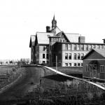 Historic photo of Montana Hall