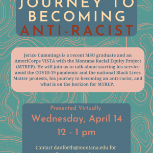 Journey to becoming an anti-racist SLS