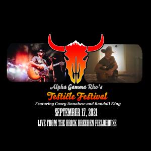 Alpha Gamma Rho's Testicle Festival