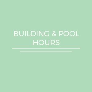 Building & Pool Hours