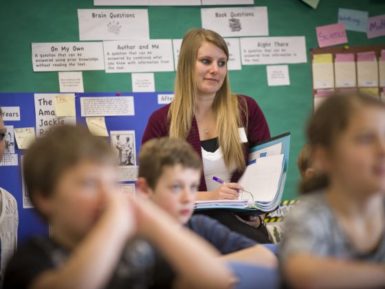Collaborative Teaching Benefits To Students ~ Msu news collaboration between and local school
