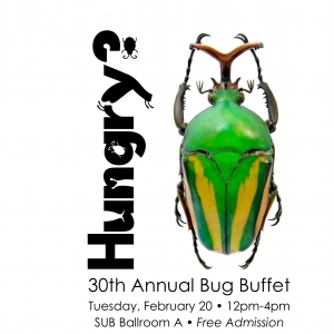 30th Annual Bug Buffet