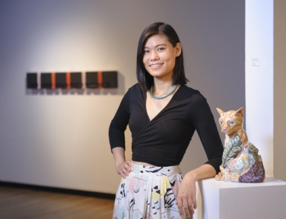 MSU Sophomore Rachel Tang accepted to LACMA Summer Academy