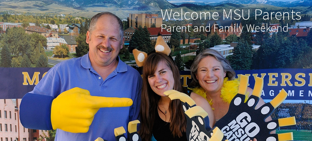 Parent and Family Weekend |
