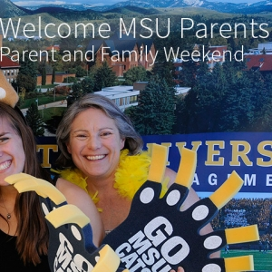 Parent and Family Weekend