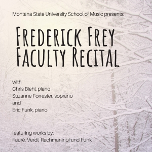 Fred Frey Voice Faculty Recital