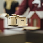 Montana State University architecture students present model and full scale prototype shelters as part of their research on homelessness in Bozeman, Mont., on Thursday, Nov, 17, 2016, in preparation for an open house event on Tuesday, Nov. 29, 2016, to showcase to the community and receive feedback on their project. MSU Photo by Adrian Sanchez-Gonzalez