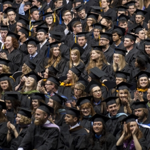 Spring 2014 commencement