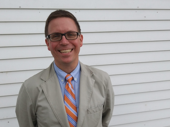 Christopher Dobbs, new executive director of the Museum of the Rockies. |