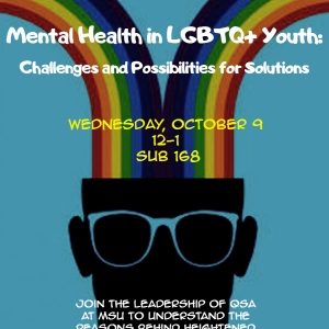 LQBTQ+ Youth: Challenges and Possibilities for Solutions Poster