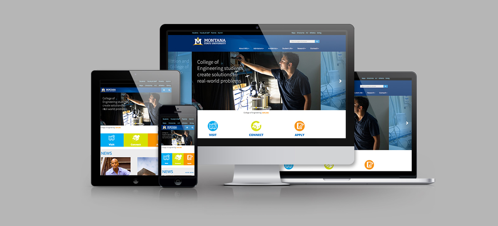 MSU Responsive Design