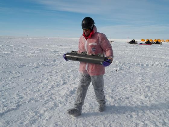 Priscu Antarctica