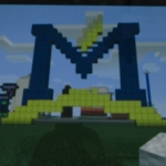 Nick Lux Receives Grant for MineCraft Project