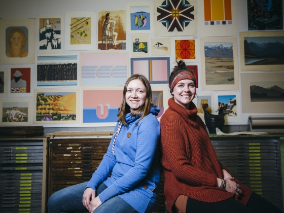 Art Students Win Design Awards