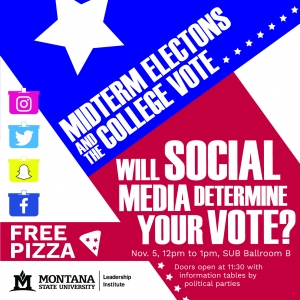 Midterm Elections and the College Vote: Will Social Media Determine Your Vote?