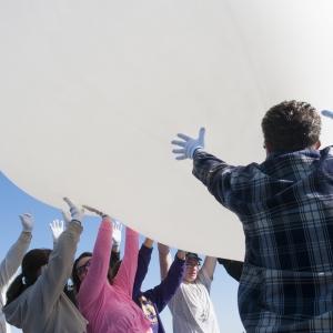 High-altitude balloon |