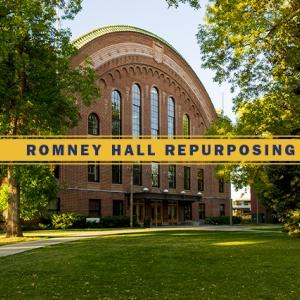 Romney Hall Repurposing Kick-off