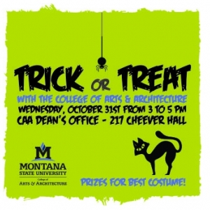 Trick or Treat with CAA
