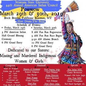 44th Annual American Indian Council Powwow